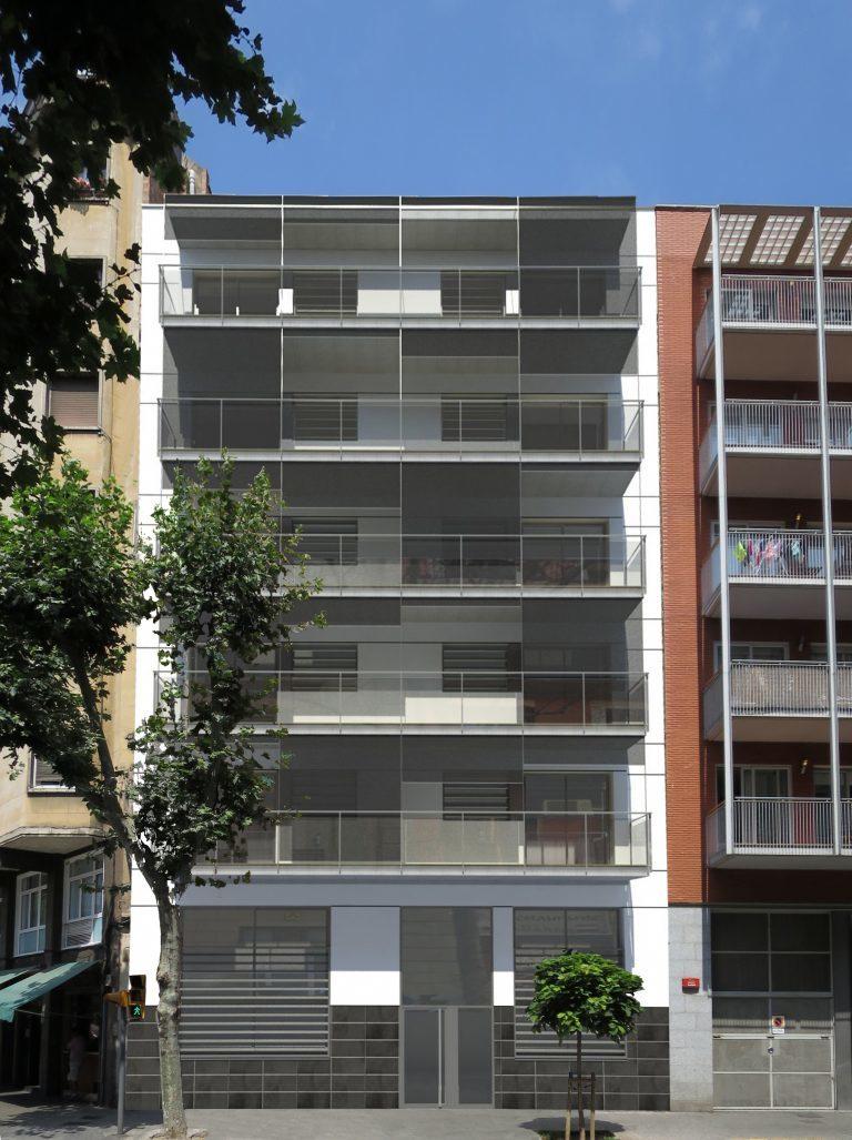 Reforma edificios